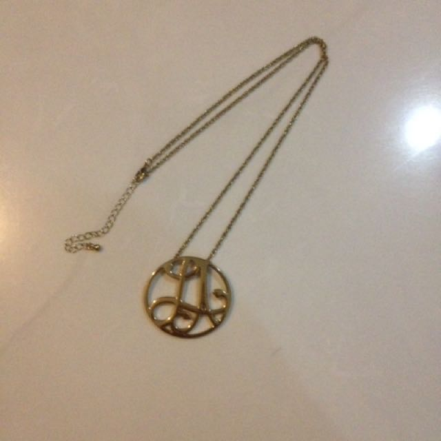 Necklace 21 Forever Gold