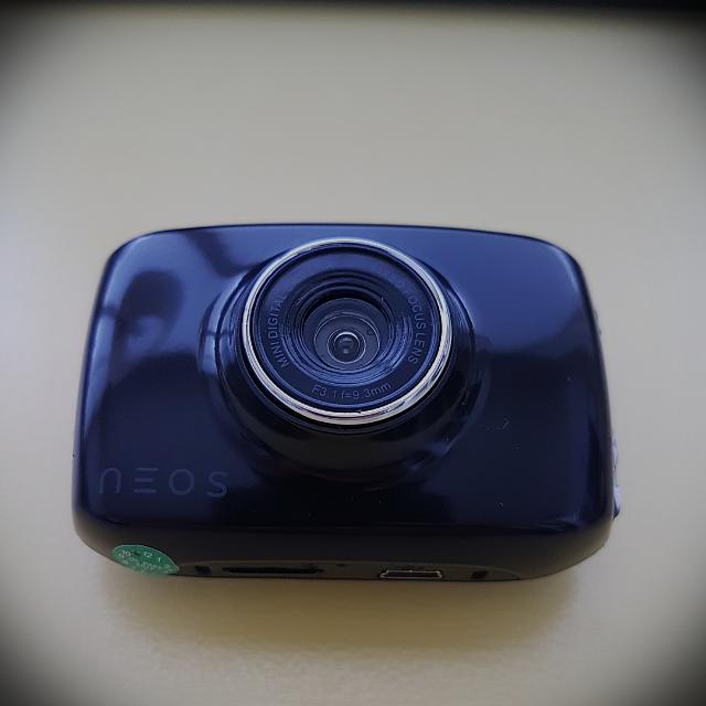 Neos Rush Action Camera - Black