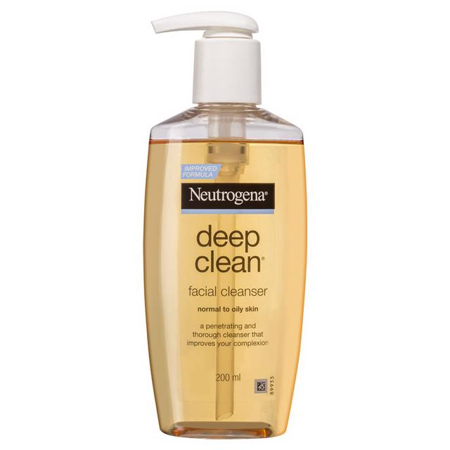 NEUTROGENA facial Wash