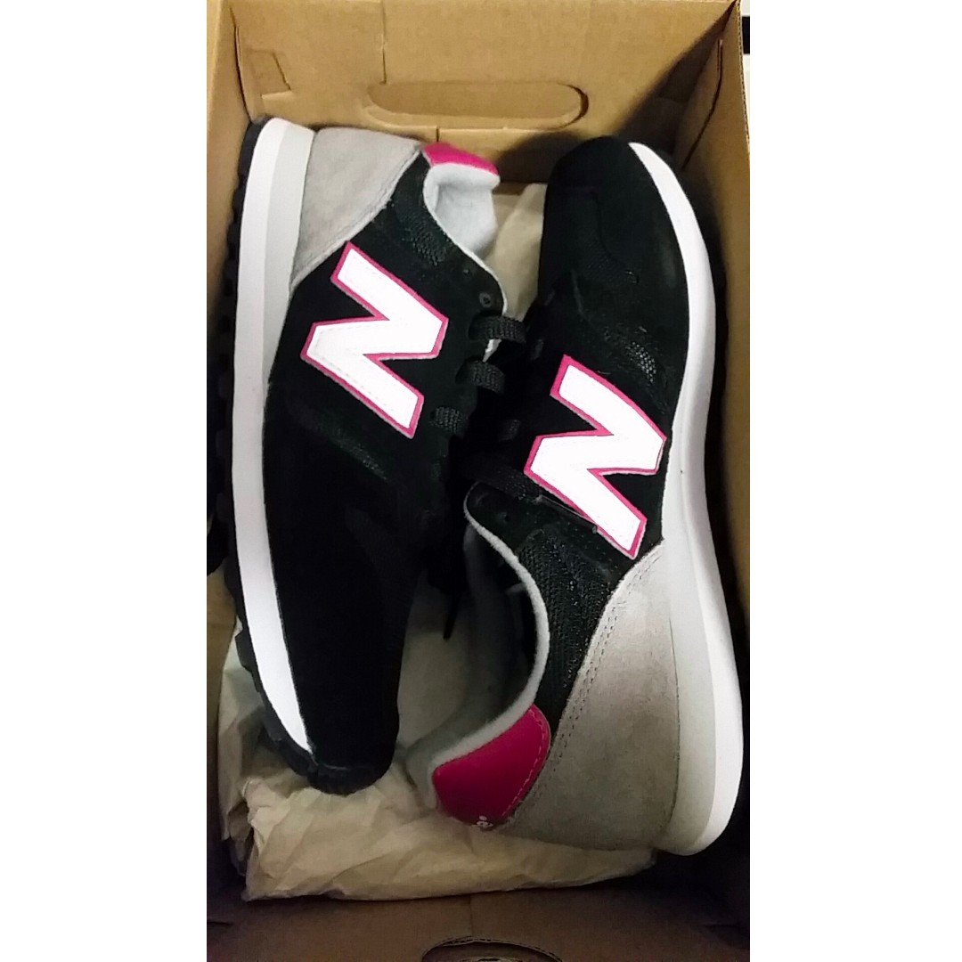 New Balance Classic [PINK AND BLACK]