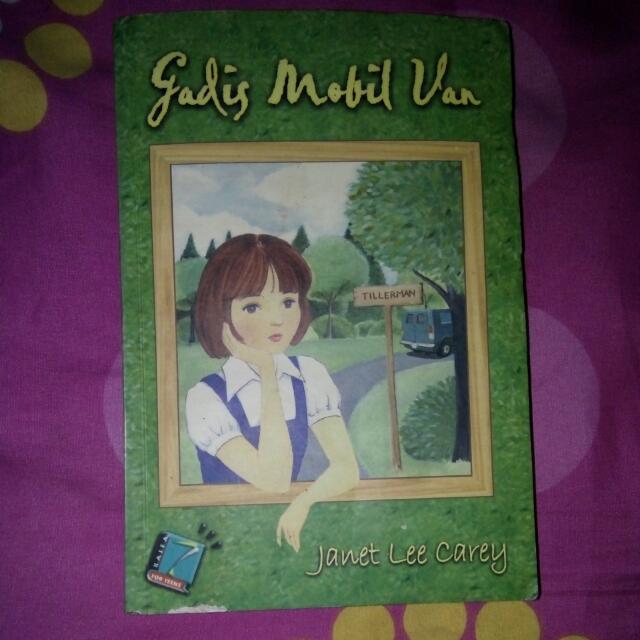 Novel gadis mobil van