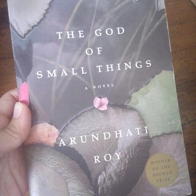 Novel: The God Of Small Things By Arundhati Roy