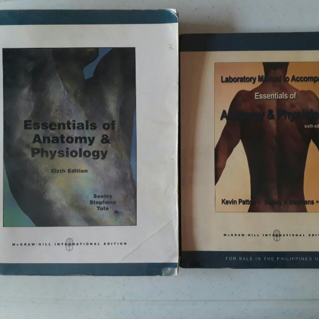 Nursing books Anatomy and Physiology, Books, Books on Carousell