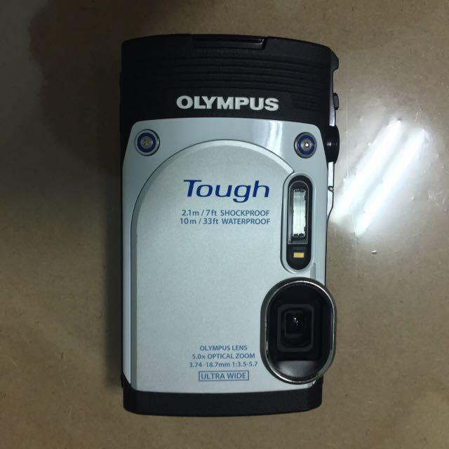 9.9成新Olympus TG-850 防水相機(含運)