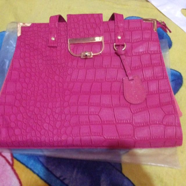 Oriflame Pink Glamour Fashion Bag