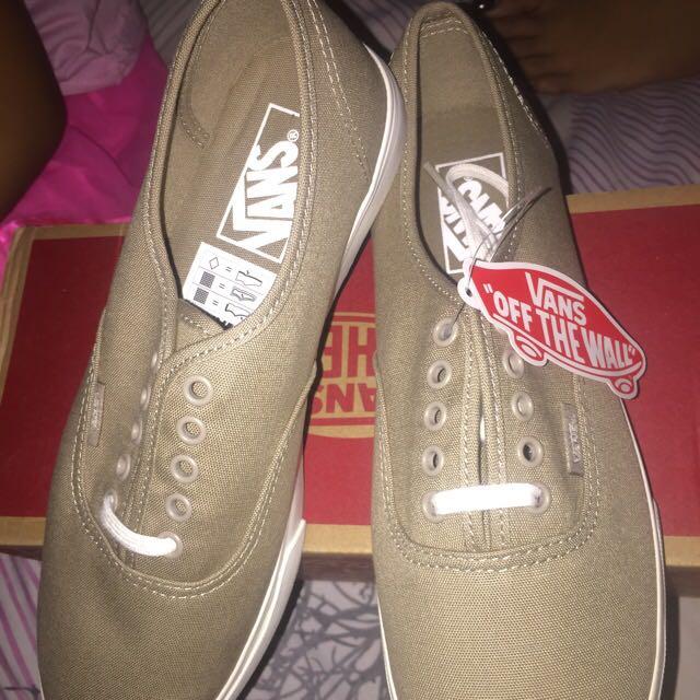 Original Vintage Vans Shoes