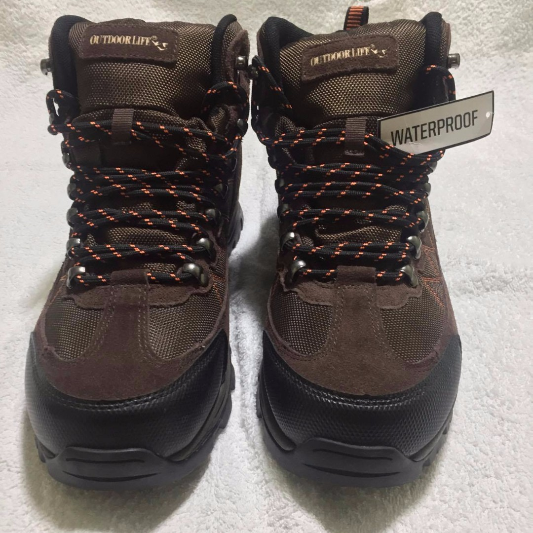 Repriced Brand New OutdoorLife Hiking Boots