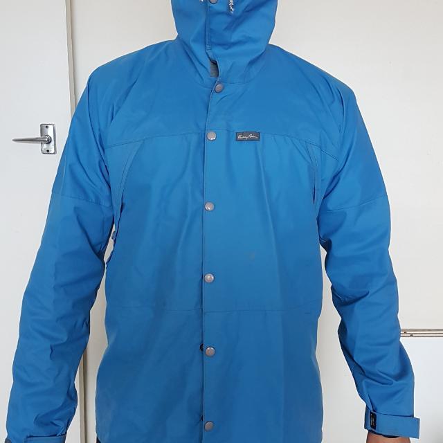 Paddy Pallin Goretex (Gore-Tex) Jacket Parka