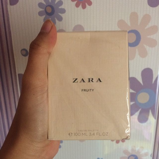 Parfume Zara Fruity