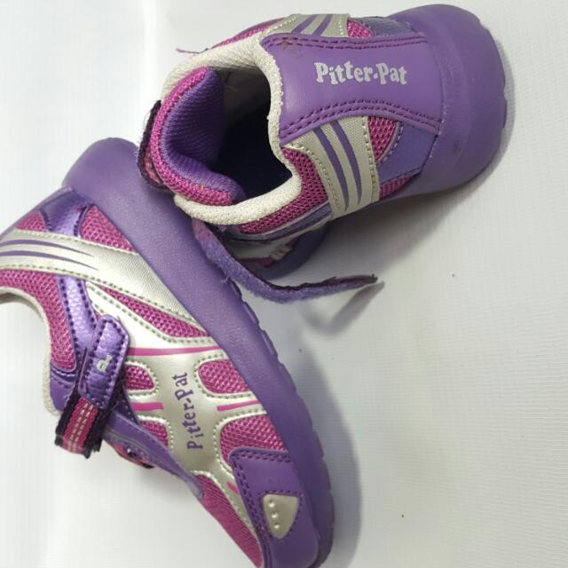Pitter Pat Rubber Shoes