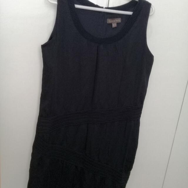 Plain & Prints Dress