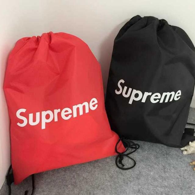 fbc04c871dbf8c PO]Supreme Drawstring Bag, Men's Fashion, Bags & Wallets on Carousell