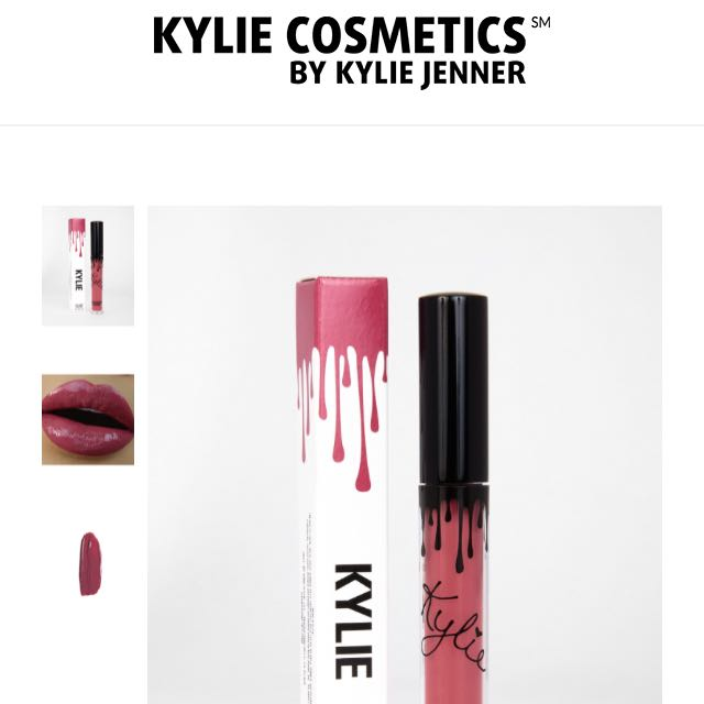 Posie K Kylie Matte Finish