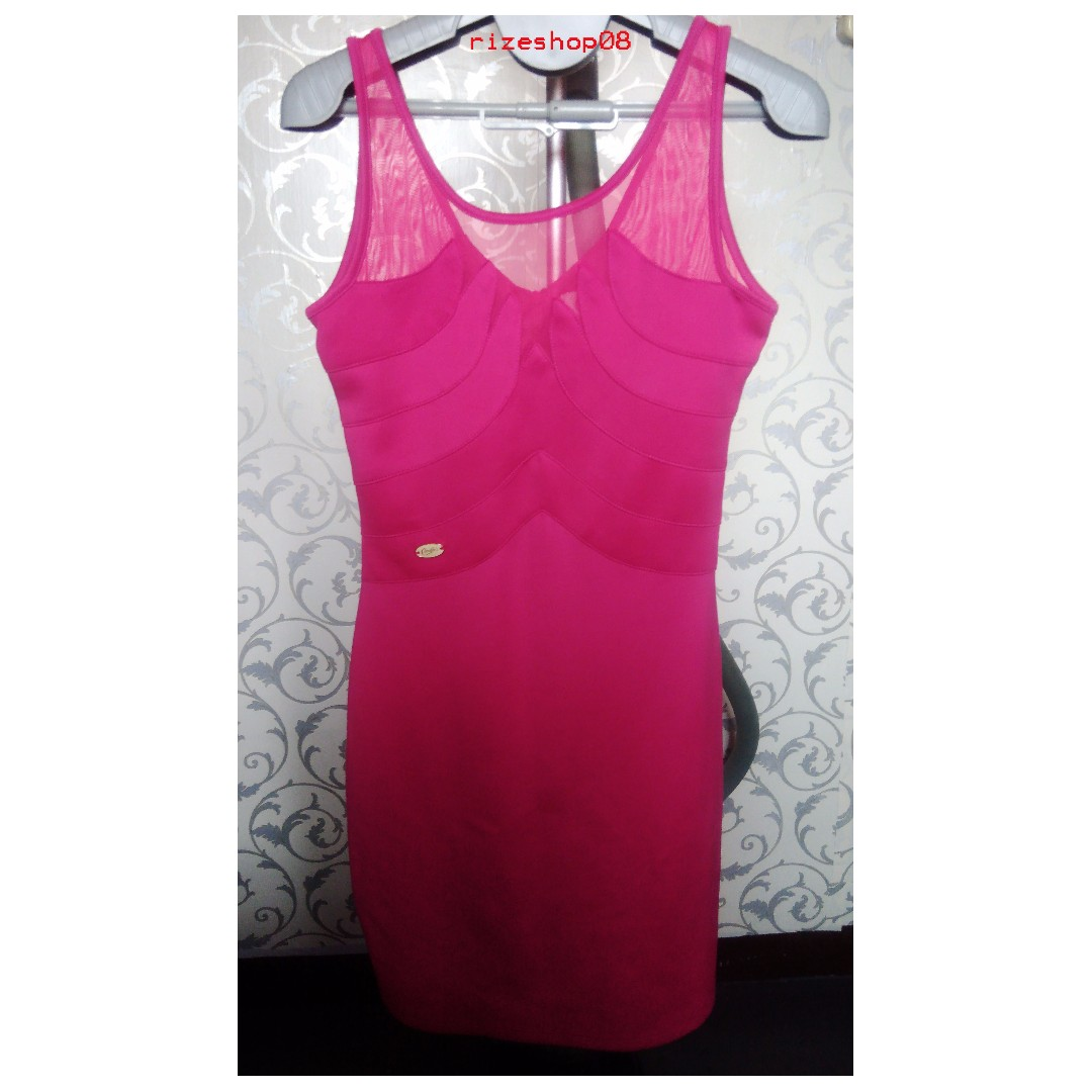PRE LOVE PINK DRESS SMALL SIZE