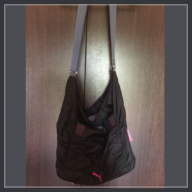 a9d29c61d08 Preloved💕PUMA Sling bag, Sports, Other on Carousell