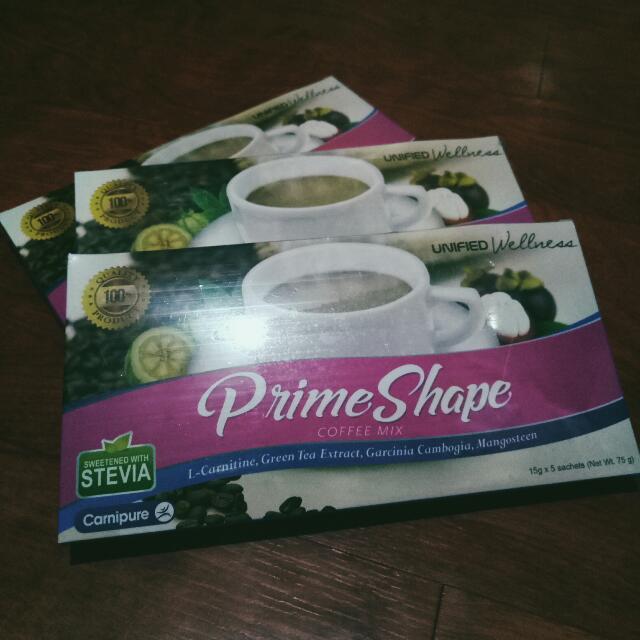 Prime Shape Slimming Coffee Mix