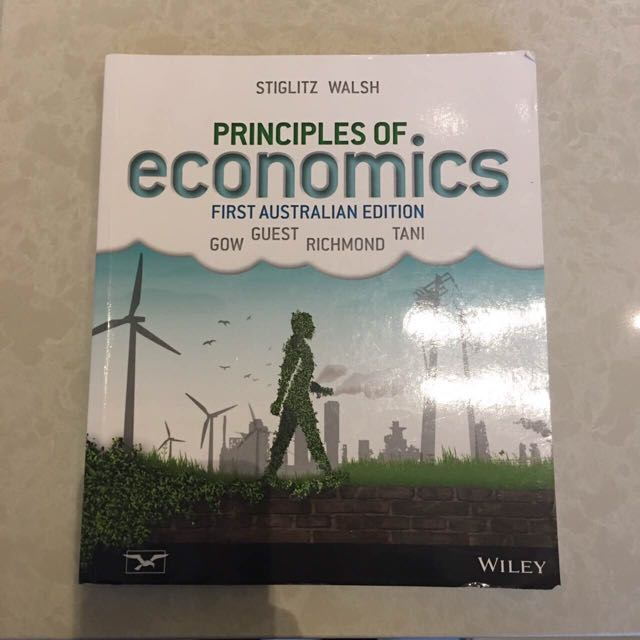 PRINCIPLES OF ECONOMICS-1st AUSTRALIAN EDITION