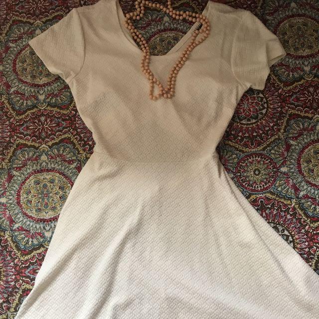 RedHead Peplum Dress