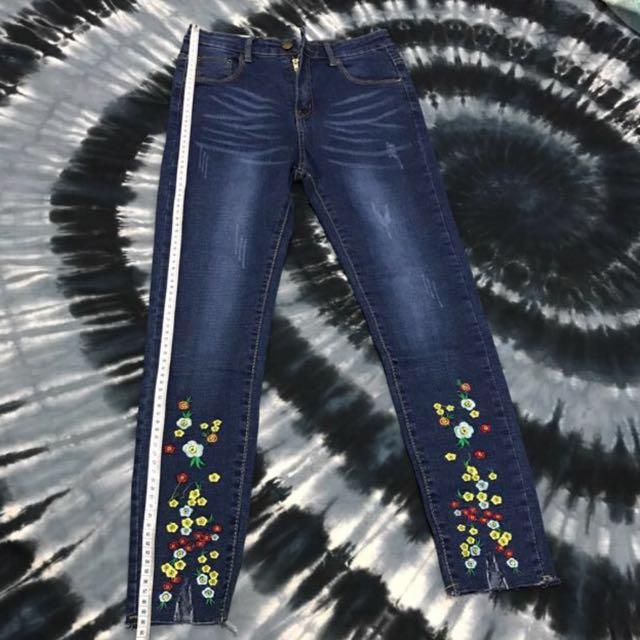 Reprice Celana Jeans Ala Zara