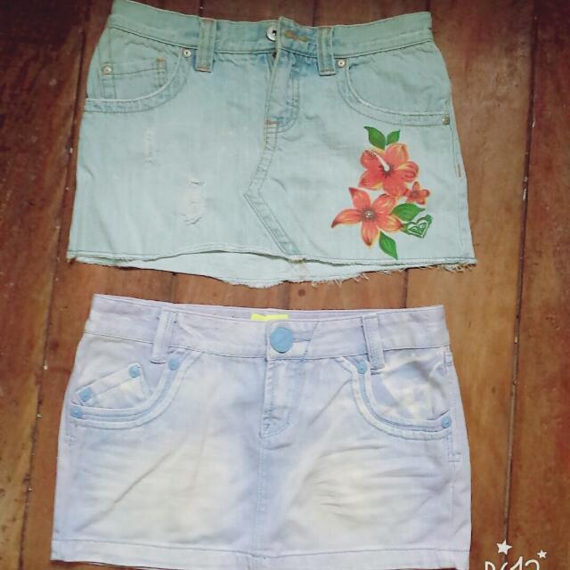 Roxy Skirts