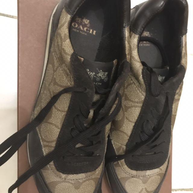Sepatu Casual COACH original