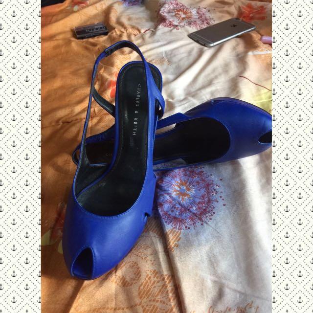(reprice) sepatu charles n keith ori 1000%