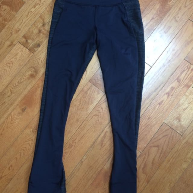Size 4 Lululemon Navy Pants