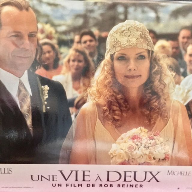 """STORY OF US (2000) 6 French Movie Lobby Cards 8.25""""x10.75"""""""