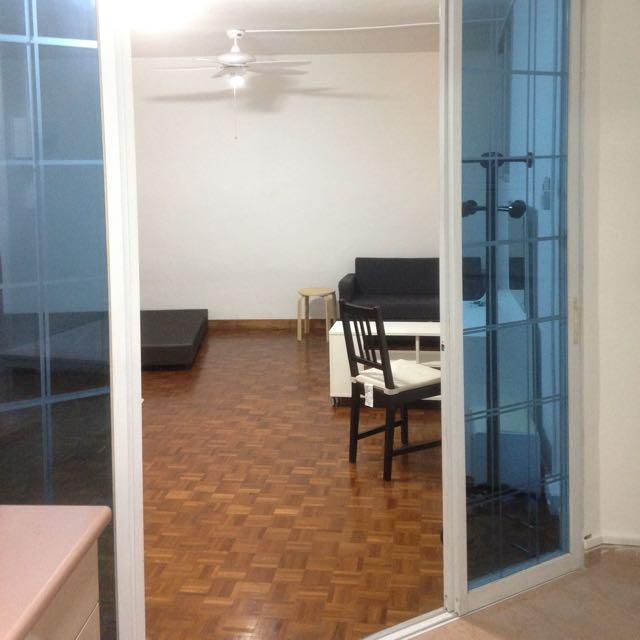 Studio Apartment. No Owner No Agent Outram Park