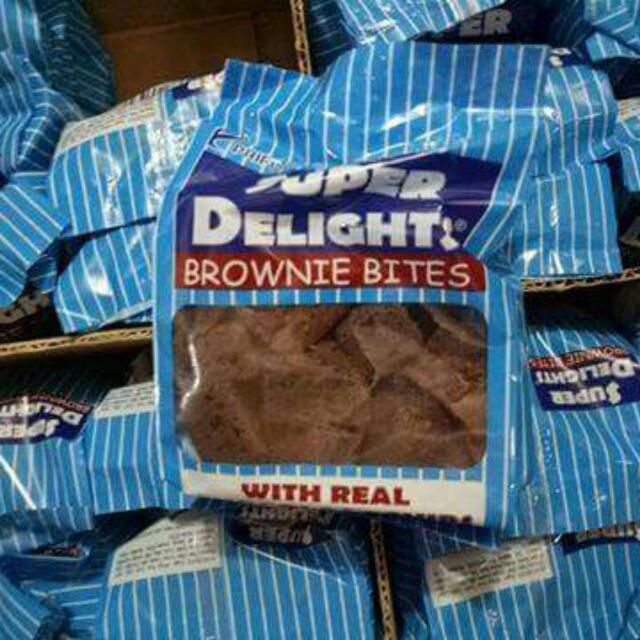 SUPER DELIGHT BROWNIES