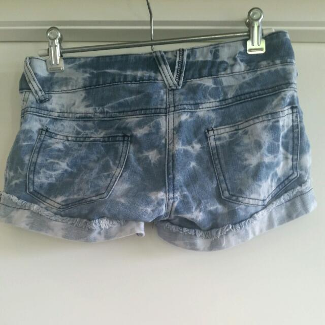 Surpre Denim Shorts