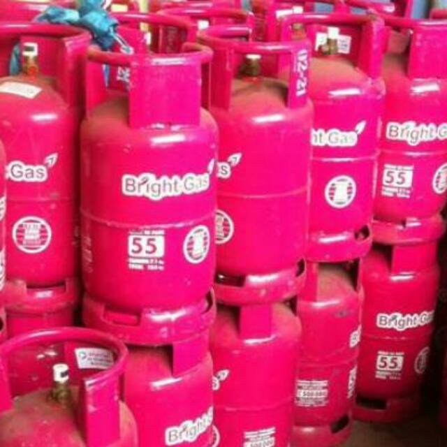 Tabung Gas Isi Bright Pink 5 Kg