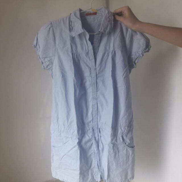 TeenCool Shirt Dress