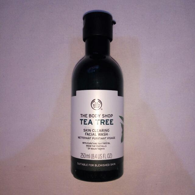 The Body Shop Skin Clearing Facial Wash The Body Shop Travel Size Drops Of Youth Serum
