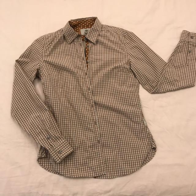 Timberland襯衫