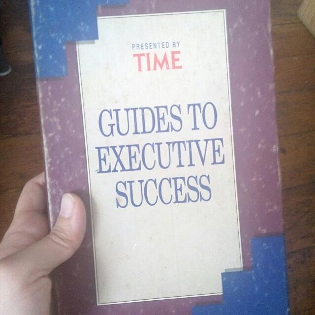 Time Magazine's Guide to Executive Success