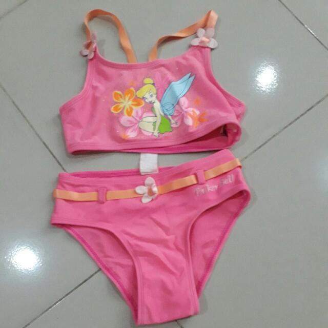 Tinker Bell Swim Suit Sexy