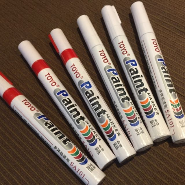 Tire Pen / Oil Base Paint Marker