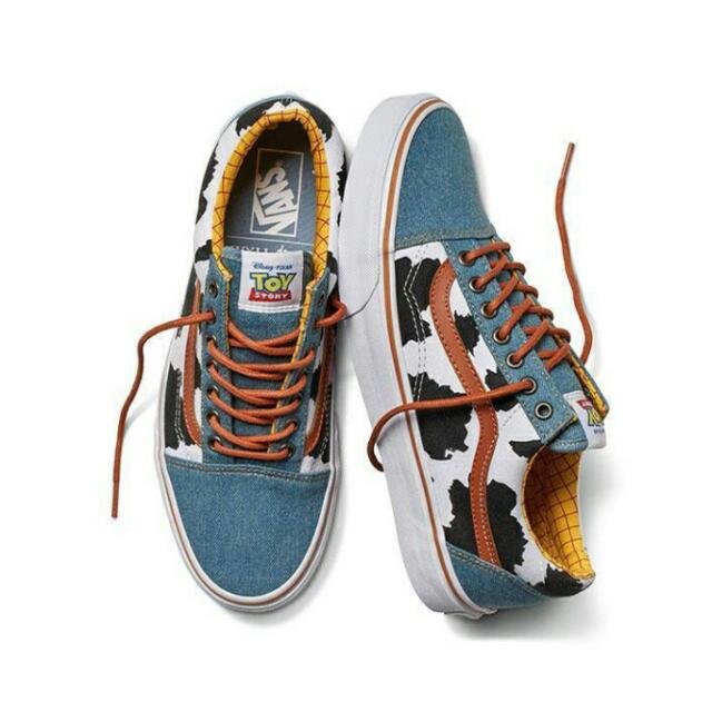 vans toy story old