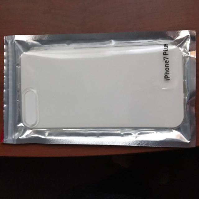 Transparent iPhone 7 Plus Case
