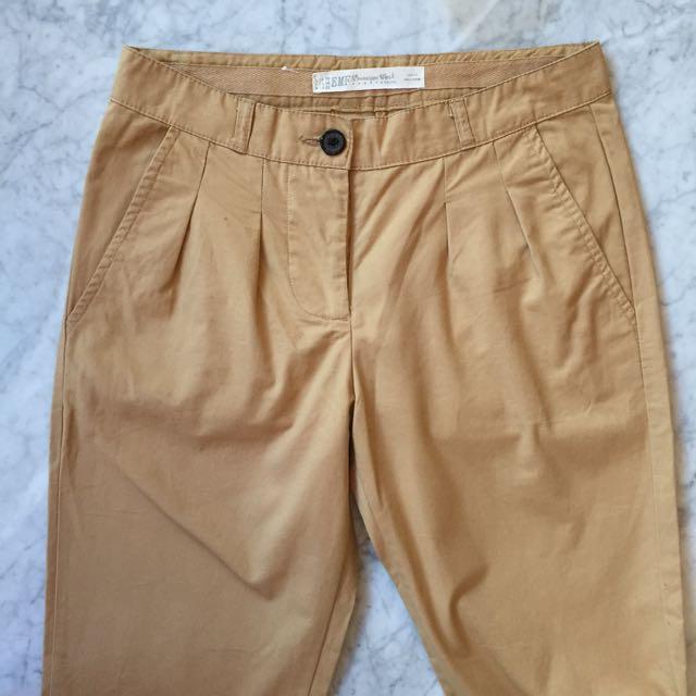 Trouser In Cream