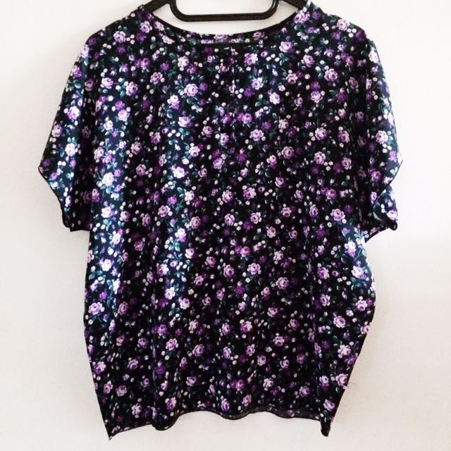Floral Top / Blouse
