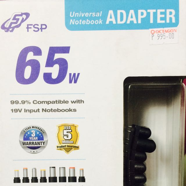 Universal Notebook Adapter (FSP)