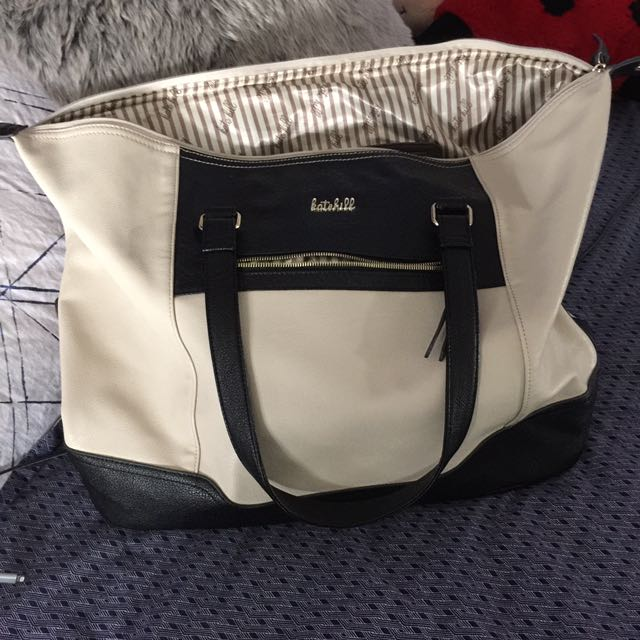 Very Large Kate Hill Handbag