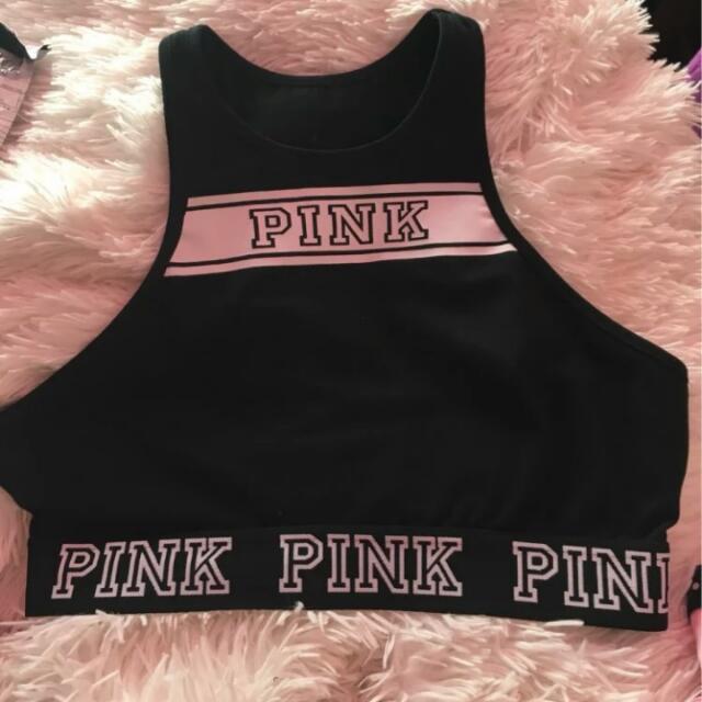 Victoria Secret Pink Crop Top