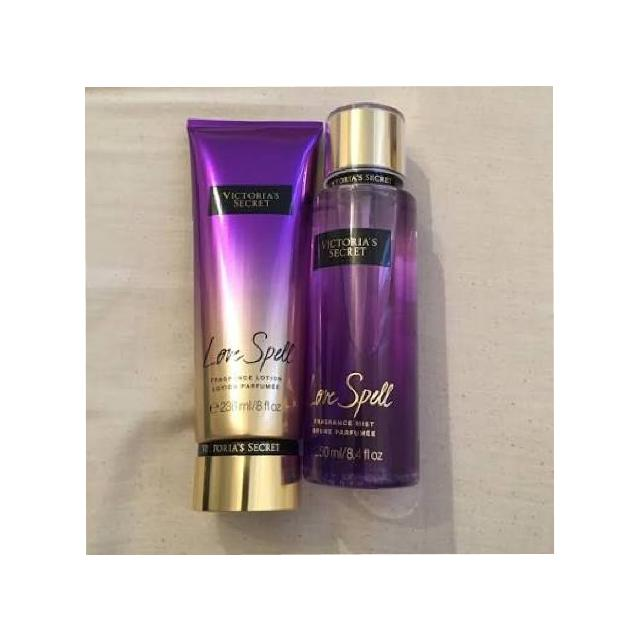 Victorias Secret Body Mist & Lotion