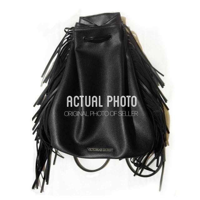 VICTORIA'S SECRET Drawstring Tassel Bag (FREE SHIPPING!)