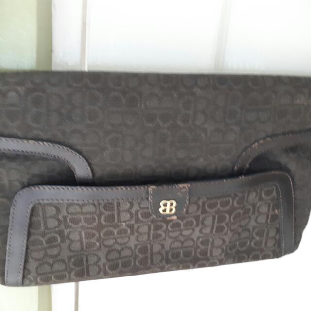 Vintage Balenciaga Pouch/shoulder Bag