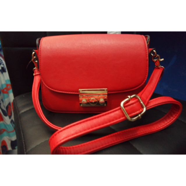 VNC Red Bag