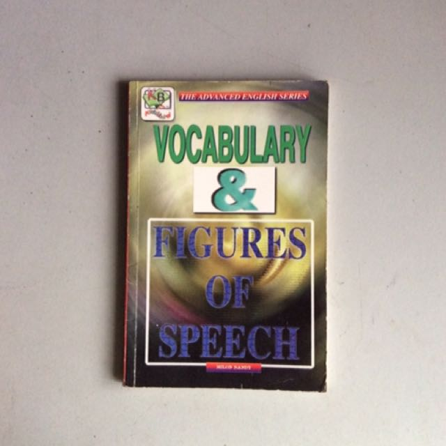 Vocabulary & Figures of Speech